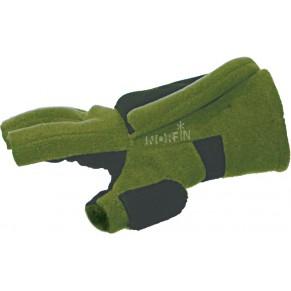 701103-L ветрозащитные перчатки-варежки Norfin - Фото