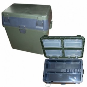 H-2060 Зимний ящик пластиковый Salmo - Фото