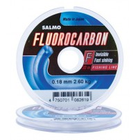 Fluorocarbon 0.08 30m*10 флюр. леска Salmo...