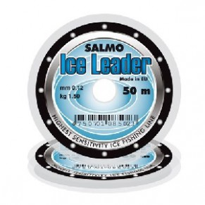 Леска моно зимняя Salmo ICE LEADER*10 0,12 - Фото