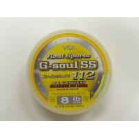 G-Soul SS #0,8 150m 8lb шнур YGK