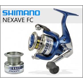 Nexave 2500 FC катушка Shimano - Фото