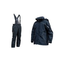 RB155H DRY SHIELD WINTER SUIT Black XL Shimano