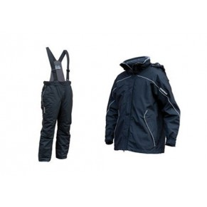 RB-155H XL Dryshield Winter Suit Black зимний костюм Shimano - Фото