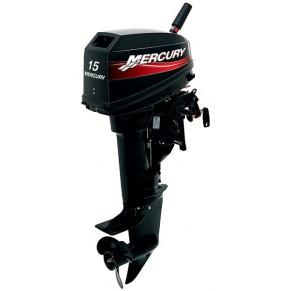 Mercury-15,0M двигатель лодочный подвесной - Фото