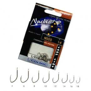 Крючки NUCLEAR N.500 N. 18-20  AMI X BS - Фото