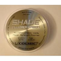 SHADE 50MT-0.14MM флюорокарбон Colmic...
