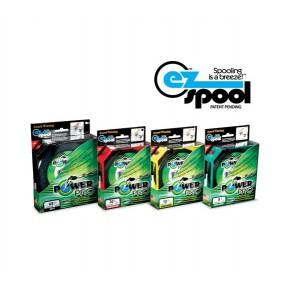 PP 0.08мм 4кг 135м зеленый шнур Power Pro - Фото