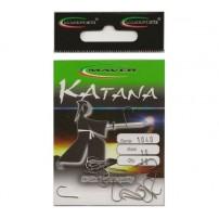 """Крючек """"Katana"""" Япония(20 шт/уп).- 1040 №10 Maver"""