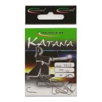 """Крючек """"Katana"""" Япония(20 шт/уп).- 1040 №18 Maver"""