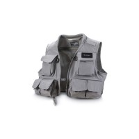 Freestone Vest Gunmetal M Simms