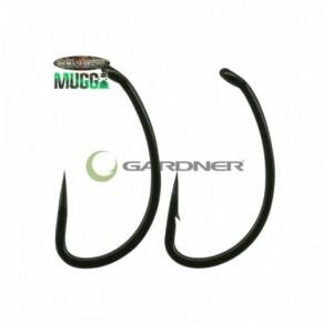 Covert Mugga Size 6 10шт крючок Gardner - Фото