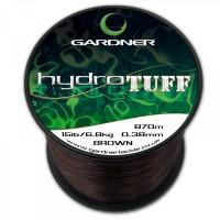 HYDRO-TUFF 12lb 5.4kg Green 0.35mm леска карповая Gardner