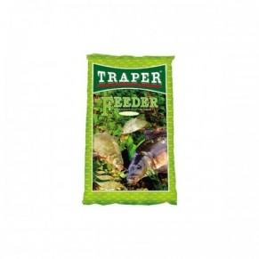 Prikormka prostaya 1kg. fider Traper - Фото