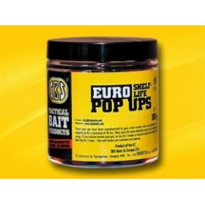 Pop-Ups Eurostar 10-12 -14m mix/100g-Black Squid, SBS - Фото