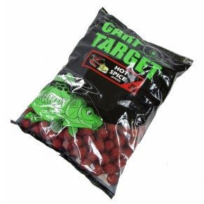 CARP TARGET Boilies HOT SPICE - Фото