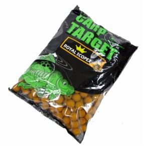 CARP TARGET Boilies ROYAL SCOPEX 20mm бойлы Fun Fishing - Фото