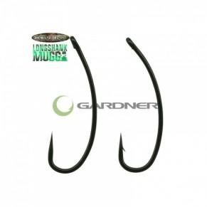 Covert Longshank Mugga Size 4 10шт крючок Gardner - Фото