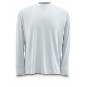 Solaflex Shirt LS Ash Grey L Simms - Фото