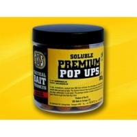 Pop-Ups 16mm/100g+25Glug-Black Caviar, SBS