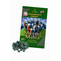 Mussle Mania 8mm 1kg пеллетс Zebco