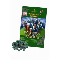 Mussle Mania 8mm 1kg пеллетс Zebco