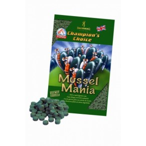 Mussle Mania 10mm 1kg пеллетс Zebco - Фото