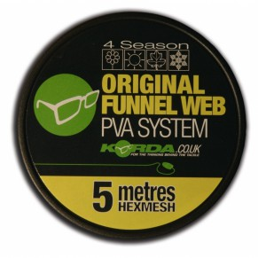 Funnel Web 4 season 5m Hexmesh Refill ПВА Korda - Фото