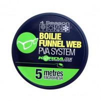 PVA Longchuck Funnel Web hexmesh 14мм  ПВА ...