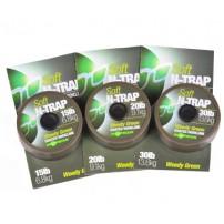 N-Trap 20lb Soft Hook link Silt поводковый материал Korda