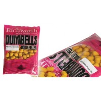 01-06 Pineapple Hawaiian Dumbell Boilie Pellets, 400g бойлы Richworth