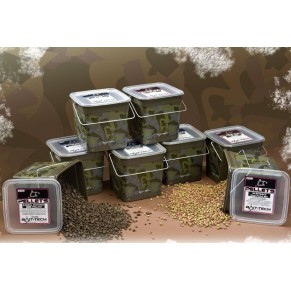 Camo Bucket Big Carp Fishmeal Method Mix 3kg - Фото