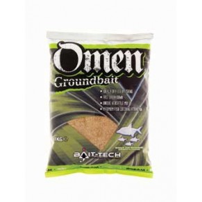 Omen Groundbait 2k прикормка Bait-Tech - Фото