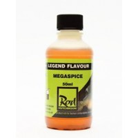 Legend Flavour Megaspice 50ml аттрактант Rod Hutchinson