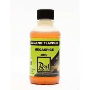 Legend Flavour Megaspice 50ml аттрактант Rod Hutchinson - Фото