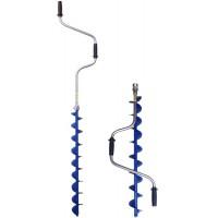 Ледобур ЛР-100СД (спортивный, двуручный)
