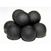 Peach/Black Pepper Hellraiser Dumbells (35) 14mm