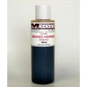 Ultra Smoked Herring Essence 100ml аттрактант CC Moore - Фото