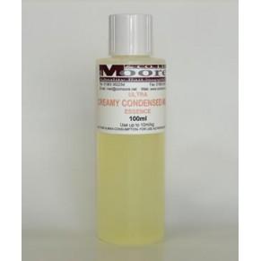 Ulyra Creamy Condence Milk Ess 100ml аттрактант CC Moore - Фото