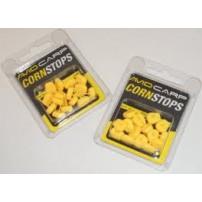 Corn Stops - Shot/Yellow стопоры Avid Carp