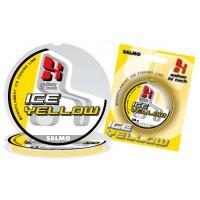 Hi-Tech Ice Yellow 0.15 30м зимняя леска Salmo