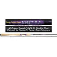 "UNITRA 7'0"" 2.0-8.5gr, 4-8lb, Fast спиннинг"