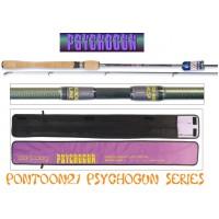 """Psychogun 8'3"""" 7.0-24.0gr, 8-17lb, спиннинг"""