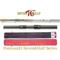 Seven & Half 764F 5.0-17.5gr 5-12lb Fast спиннинг