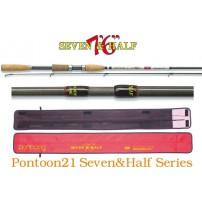 Seven & Half 765F 7.0-21.0gr 6-15lb Fast удилище Pontoon21