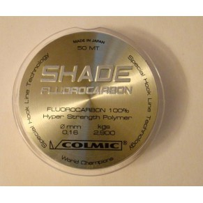 SHADE 50MT-0.20MM флюорокарбон Colmic - Фото