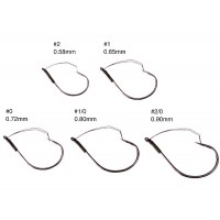 69583-0 MOSQUITO HEAVY GUARD HOOK крючок VARIVAS
