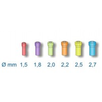 втулка д/резинки 394 Stonfo диам. 2,2