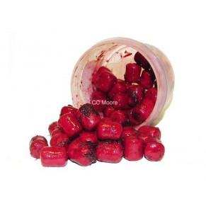 Boosted Bloodworm 10x14mm 50 Hookbaits насадка CC Moore - Фото