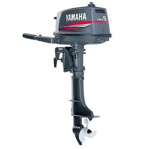 Lodochnyy motor dvukhtaktnyy 5CMHS Yamaha - Фото